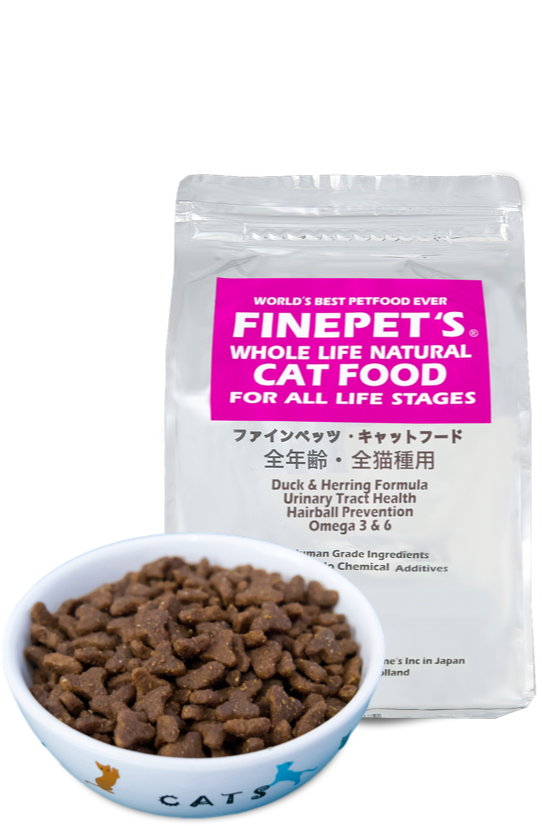 FINEPET'S新処方キャットフード1kg(1kg袋×1個)