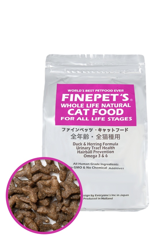FINEPET'S新処方キャットフード1.5kg(1.5kg袋×1個)